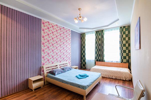 2-комнатная квартира посуточно в Львове. Галицкий район, ул. Пантелеймона Кулиша, 27. Фото 1