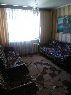 2-комнатная квартира посуточно в Сергеевке. ул. Школьная, 9. Фото 1