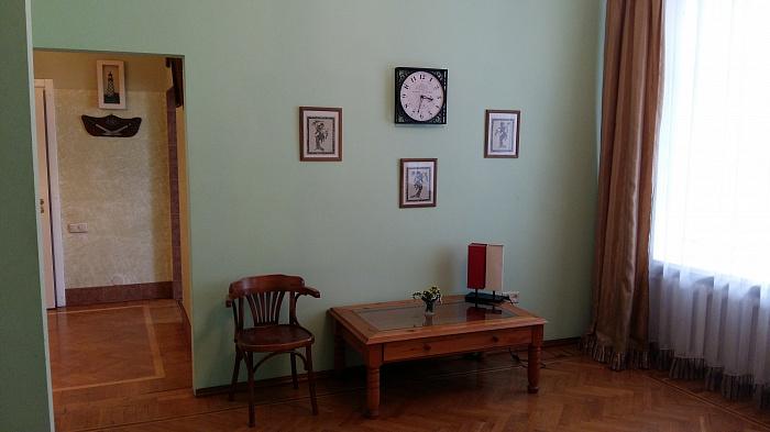 1-комнатная квартира посуточно в Одессе. Приморский район, ул. Греческая, 26/28. Фото 1