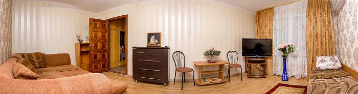 2-комнатная квартира посуточно в Одессе. Приморский район, ул. Педагогическая, 16. Фото 1