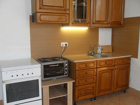 1-комнатная квартира посуточно в Каролино-Бугазе. ул. Приморская, 220. Фото 1
