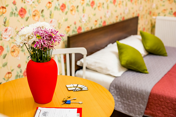 1-комнатная квартира посуточно в Львове. Галицкий район, пр-т Свободы, 25. Фото 1