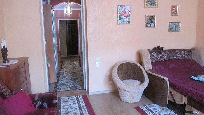 Дом  посуточно в Евпатории. ул. Пушкина, 14. Фото 1