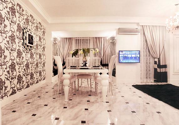 2-комнатная квартира посуточно в Полтаве. Октябрьский район, ул. Соборности, 40. Фото 1