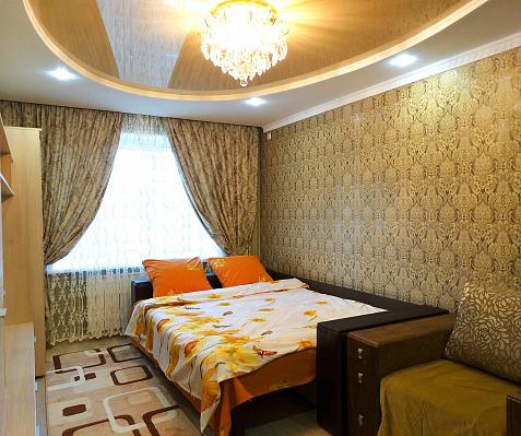 1-комнатная квартира посуточно в Полтаве. Октябрьский район, ул. Героев Сталинграда, 3. Фото 1