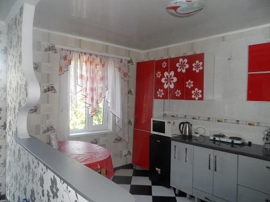 1-комнатная квартира посуточно в Кировограде. Кировский район, ул. Комарова, 45. Фото 1