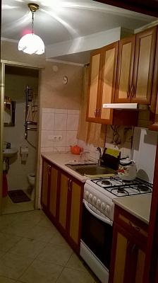 1-комнатная квартира посуточно в Львове. Галицкий район, Леси Украинки, 25. Фото 1