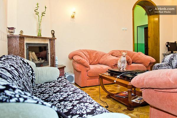 3-комнатная квартира посуточно в Одессе. Приморский район, Ришельевская , 68. Фото 1