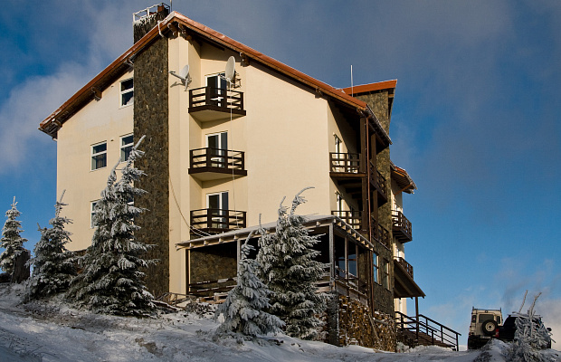 Мини-отель  посуточно в Драгобрате. полонина Драгобрат. Фото 1