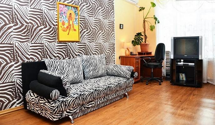 2-комнатная квартира посуточно в Одессе. Приморский район, Преображенская, 37. Фото 1