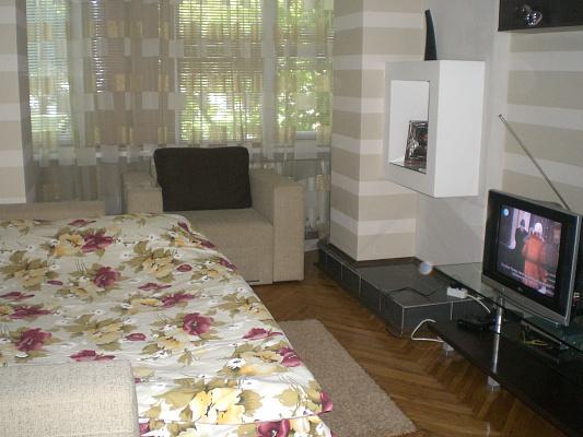 1-комнатная квартира посуточно в Киеве. ул. Митрополита Василия Липковского, 9. Фото 1