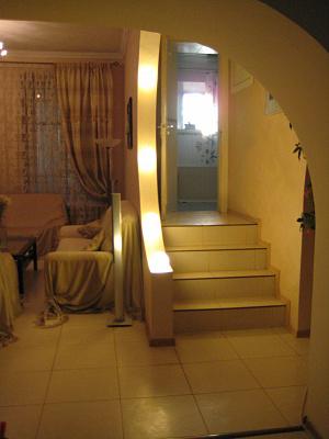 3-комнатная квартира посуточно в Одессе. Приморский район, отрадная , 5. Фото 1