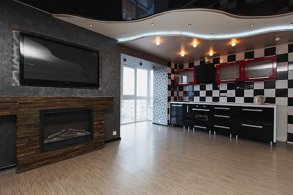 1-комнатная квартира посуточно в Северодонецке. пр-т Гвардейский , 43. Фото 1